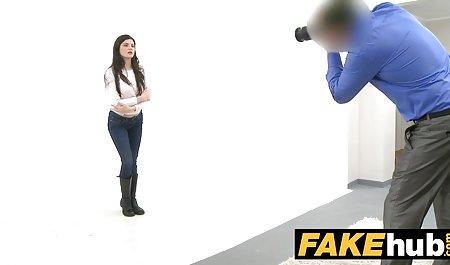 -학생들이 실제 경험에 가짜 캐스팅 위에 숨겨진 카메라